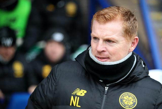 Celtic boss Neil Lennon hoped some fans would be allowed in for the league game against Motherwell