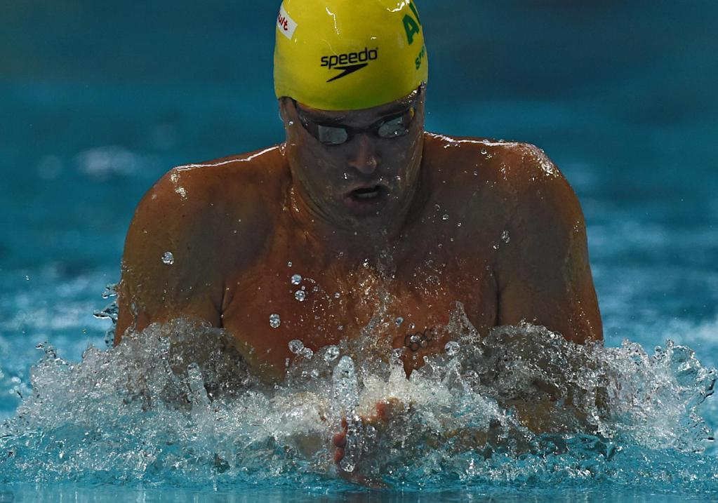 Swimming - Australia's world champion Sprenger retires