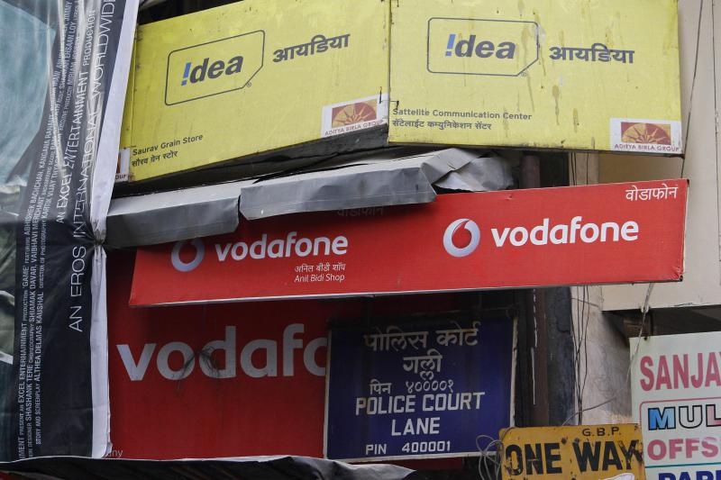 Vodafone Brings In Former India MD To Work On Merger With Idea Cellular