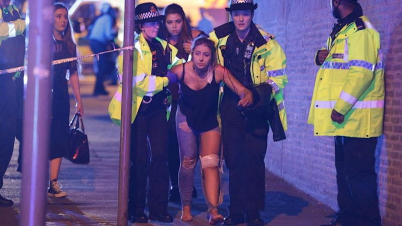 VIDEO: SPECIAL REPORT: Multiple fatalities at Ariana Grande concert (ABCNews.com)