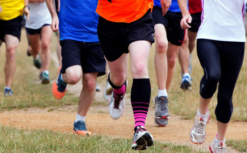 Athletes could be particularly vulnerable to serious COVID-19 symptoms, says union