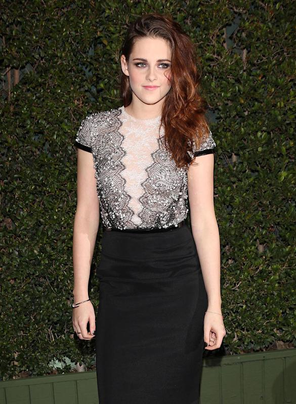 Self-Conscious Kristen Stewart Feels 'Fans Are Laughing Behind Her Back'