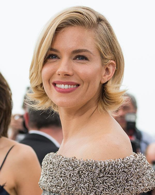 <br>We're not going to lie, we loved Sienna's blonde bob, however...