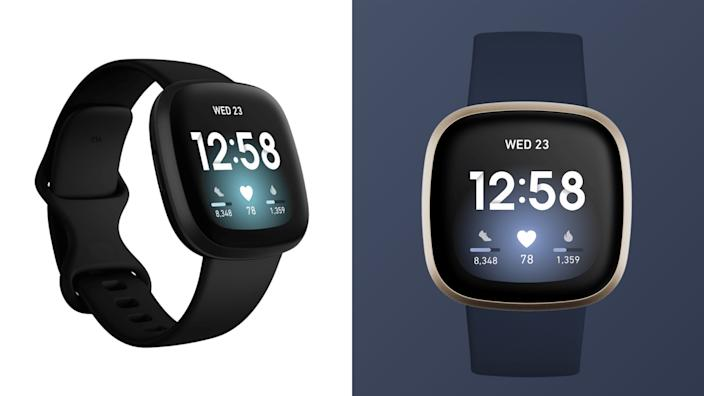 Best gifts for teen boys: Fitbit Versa 3