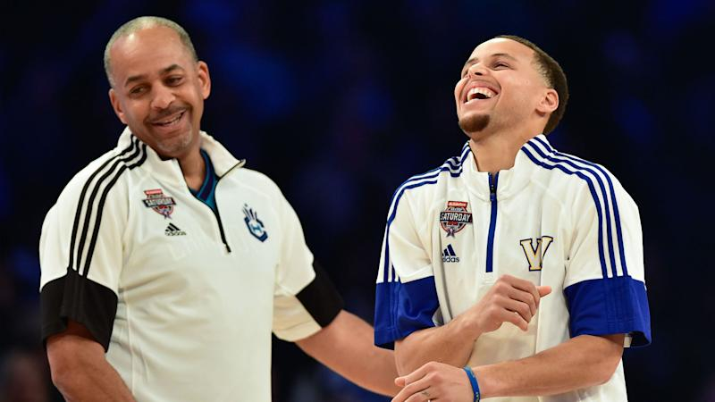 Stephen Curry discovered dad Dell holds NBA record for most points off bench