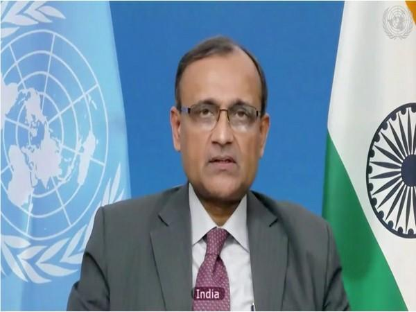 TS Tirumurti, Indian Ambassador to the United Nations