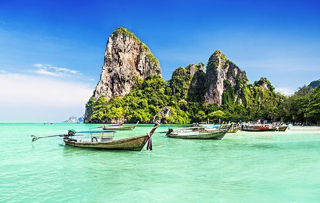 Palawan in the Philippines is the most beautiful island destination in the world. Photo: Getty Images