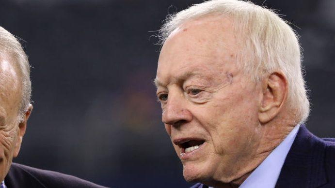 Jerry Jones - Loss to Patriots 'a significant setback' for Cowboys