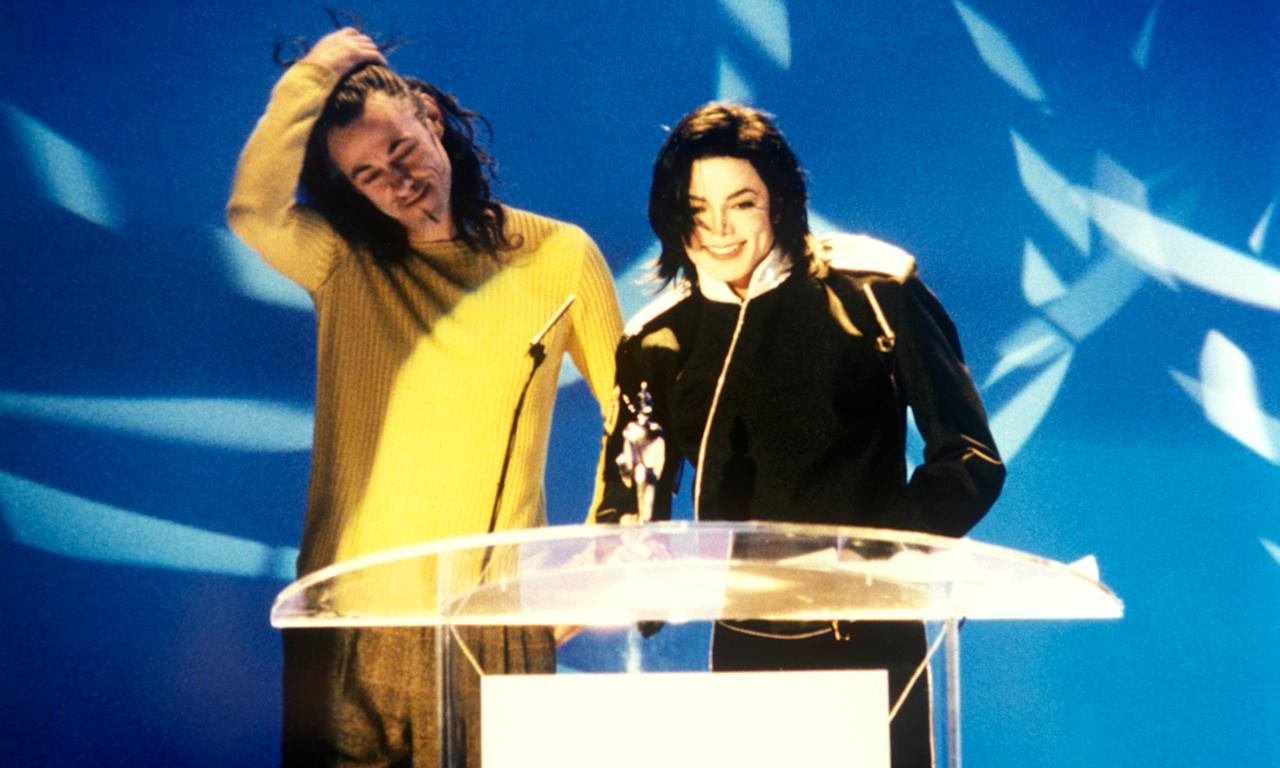 Michael Jackson won seven awards at the Brits during his career, including the one-of Artist of a Generation Award in 1996. <em>Off the Wall</em> was triumphant for Best Album in 1981, while he was successful in the Best International Artist in 1984, 1988 and 1889. Mega-hit <em>Thriller</em> picked up the Best International Album in 1984 too and <em>Smooth Criminal</em> scored a win for Best Video for the King of Pop in 1989. (Photo by JMEnternational/Redferns)