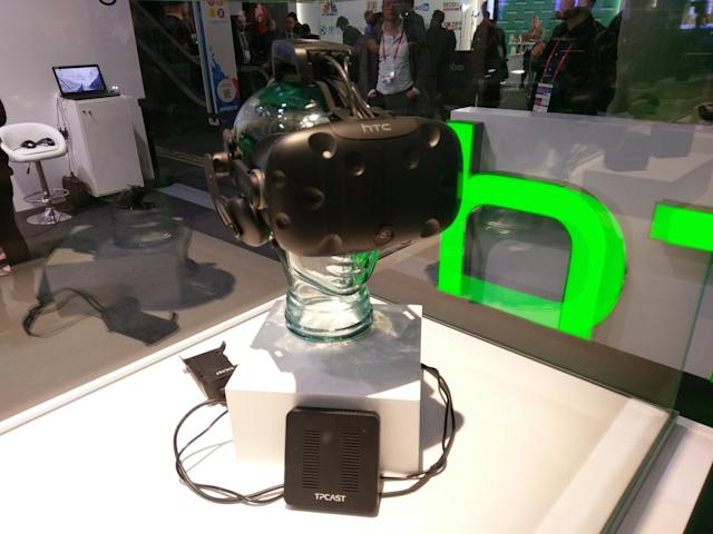 HTC Vive Mobile World Congress 2017
