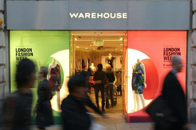 Oasis and Warehouse collapse hitting 2,000 workers