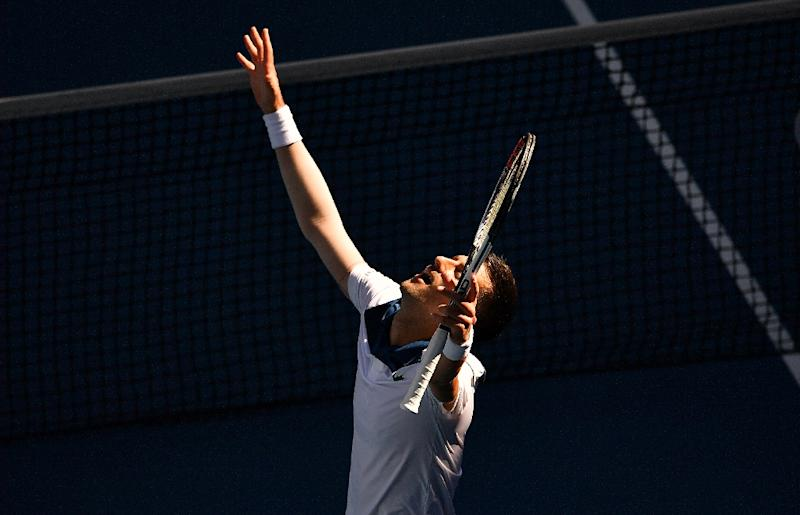 Australian Open: Djokovic makes comeback with a victory