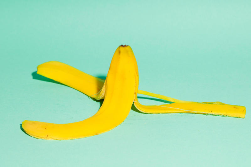 Can You Really Treat Acne With a Banana Peel?