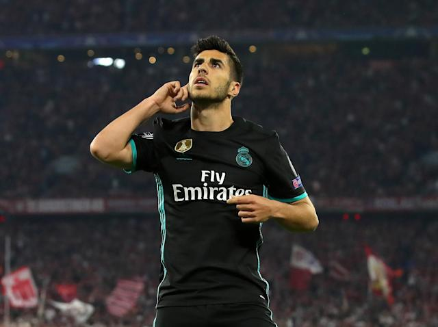 Marco Asensio the hero as Real Madrid exploit Bayern Munich mistakes to take vital lead into second leg