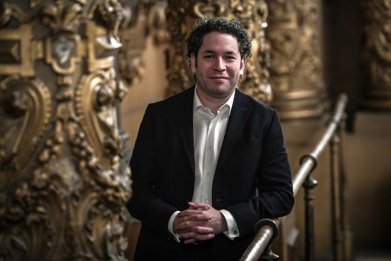 """Gustavo Dudamel is the star product of """"El Sistema"""", Venezuela's state-run musical education project"""