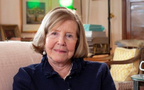 Baroness Glenconnor, former Lady in Waiting to Princess Margaret