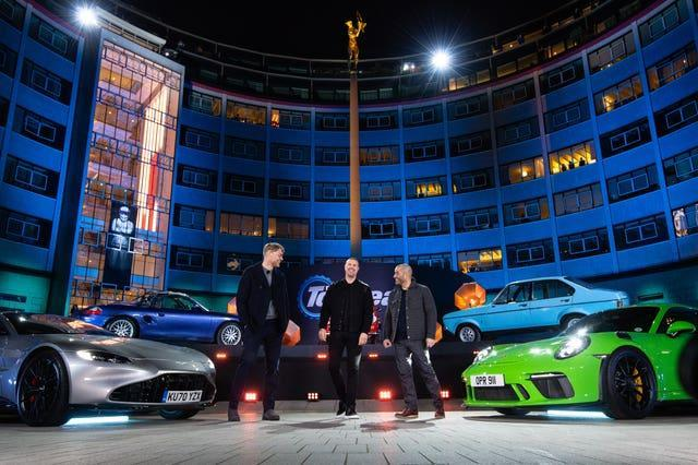 Top Gear Bond special