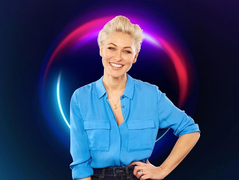 Emma Willis will host the new series of The Circle (Photo: Channel 4)