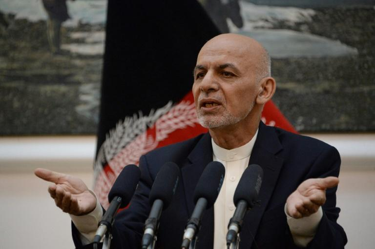 "Russia said Afghan leader Ashraf Ghani had ""in principle"" supported the idea of peace talks but  Afghanistan needed time to develop a ""consolidated"" position"