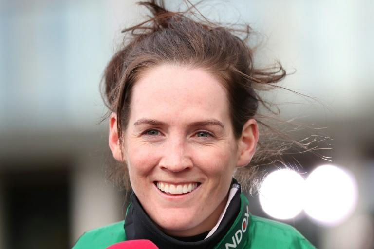 Rachael Blackmore's message to others is dream big after she became the first woman jockey to win the iconic Grand National steeplechase on Minella Times
