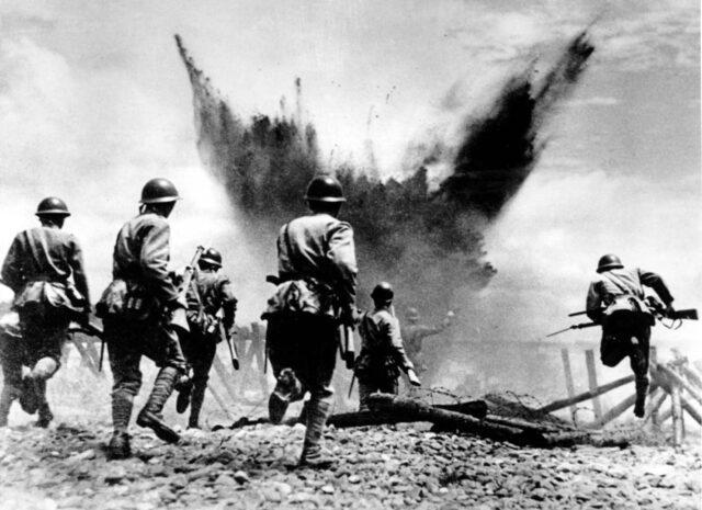 World War II was one of the most dangerous times in recent history