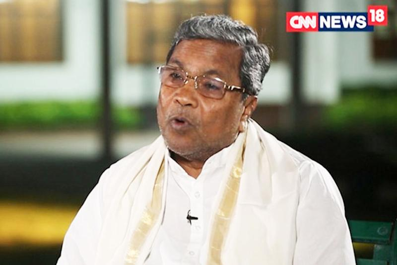 Siddaramaiah Asks 'Spineless' Karnataka BJP to Stop Dishing Out 'Accountancy Lessons' on Twitter