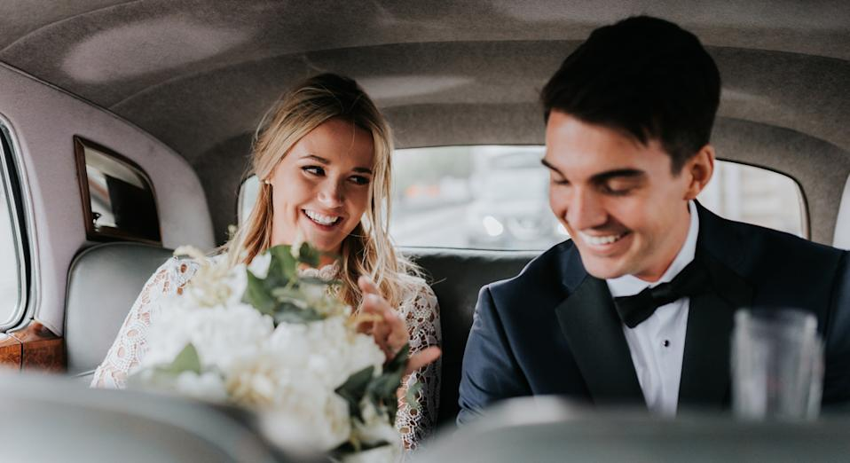 People getting married in modern times are enjoying longer marriages than the Victorians [Image: Getty]