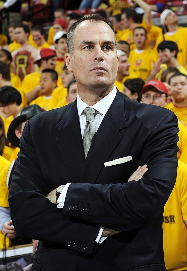 <strong>4. Jay Bilas</strong> <br><strong>Why was he hated?</strong> Now, because he takes basketball waaaaaaay too seriously. Then, because he was just so smug (and still is).