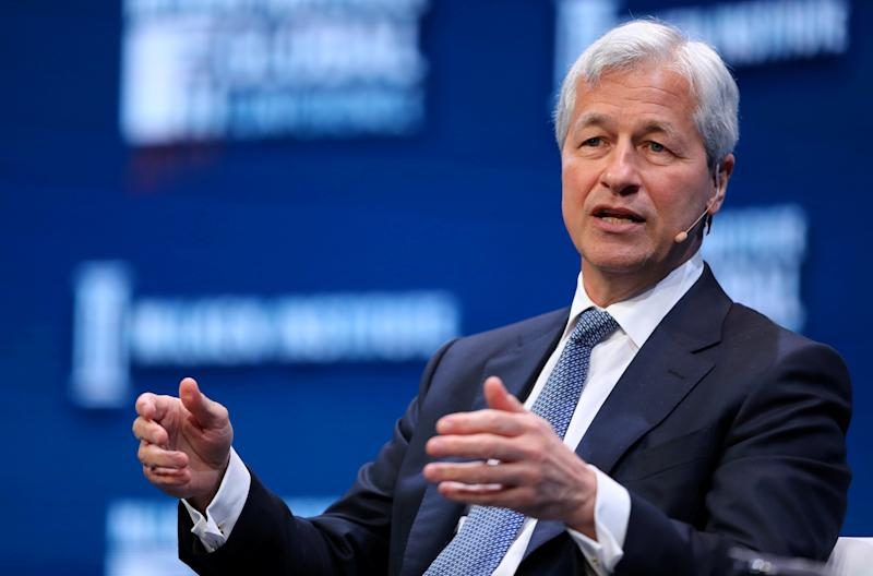JP Morgan boss says financial institution may transfer greater than four,000…