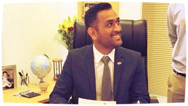 MS Dhoni Becomes CEO of Gulf Oil, But Just For A Day