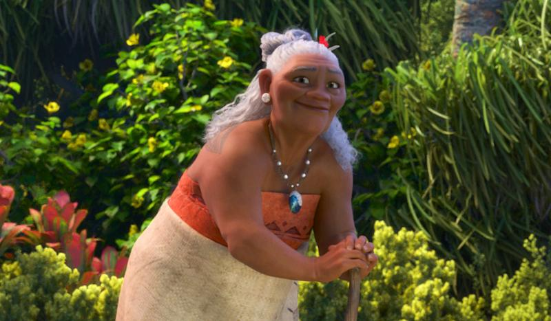 Image result for moana grandma
