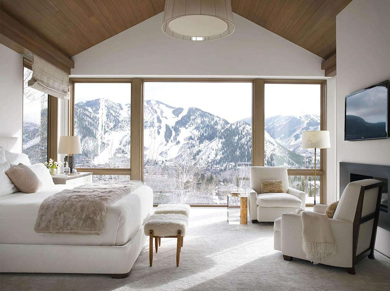 """<p>Nothing feels quite as soothing as expansive white walls and silken linens that invite you to escape from the busy world. When paired with textured fabrics, bursts of colorful art, or structured furniture, the classic shade proves how it can fill any room with a sense of sophistication. It's no wonder white bedrooms are a favorite among interior designers. Take a look at these luxury white bedroom ideas from design legends like <a href=""""https://www.thomaspheasant.com/"""" target=""""_blank"""">Thomas Pheasant</a>, <a href=""""http://www.victoriahagan.com/"""" target=""""_blank"""">Victoria Hagan</a>, and <a href=""""http://www.ashleywhittakerdesign.com/"""" target=""""_blank"""">Ashley Whittaker</a> that prove the clean shade is far from boring.</p>"""