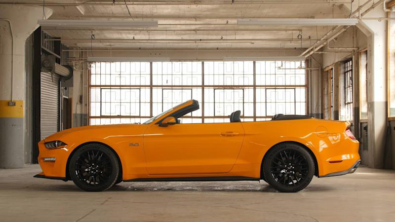 2018 Ford Mustang Convertible | Why Buy?