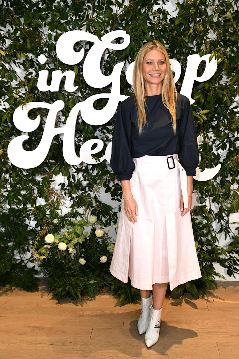 (Photo by Bryan Bedder/Getty Images for goop)