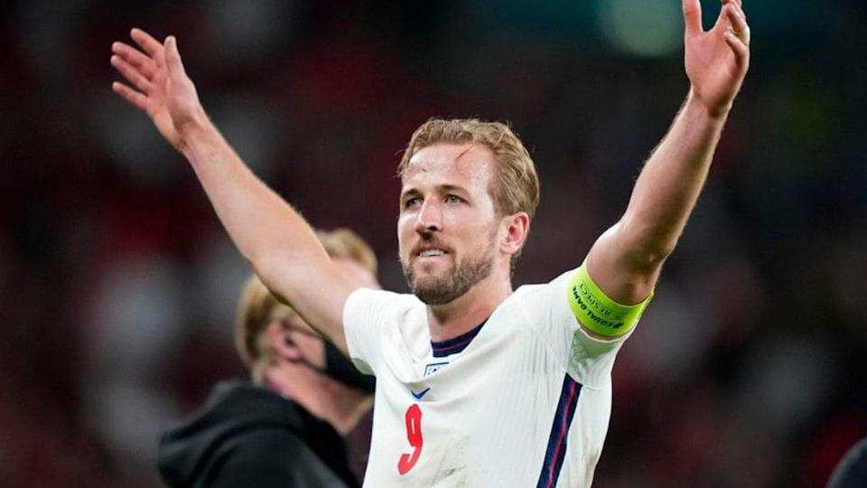 Harry Kane   Frank Augstein - Pool/Getty Images