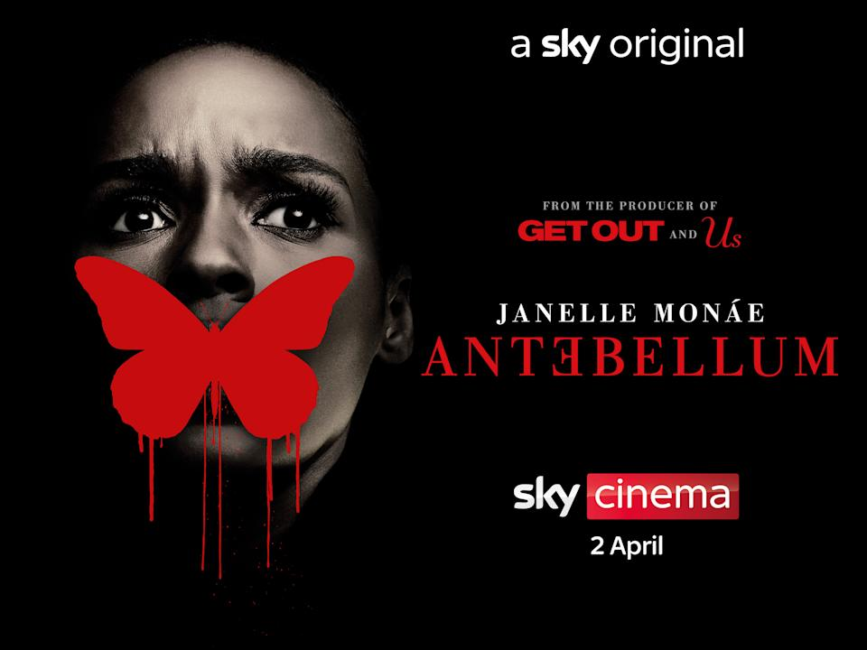 Antebellum will arrive on Now and Sky Cinema on April 2 (Sky)