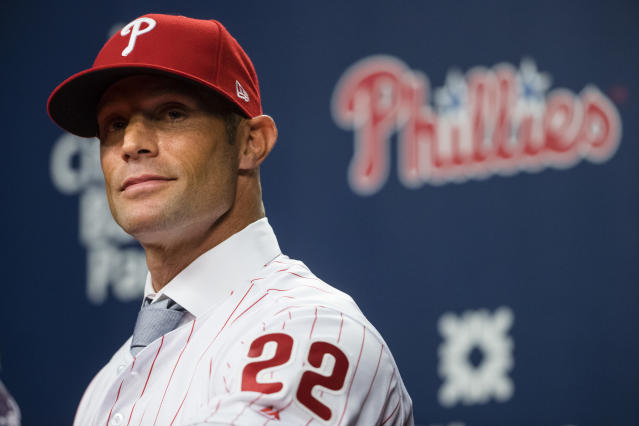 Things have gone much better for Gabe Kapler in his second week as the Phillies' manager. (AP Photo)