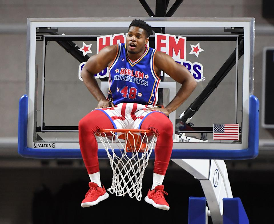 The Harlem Globetrotters wrote a letter to the NBA.