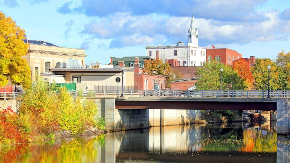 Rochester is a city in Strafford County, New Hampshire, United States.