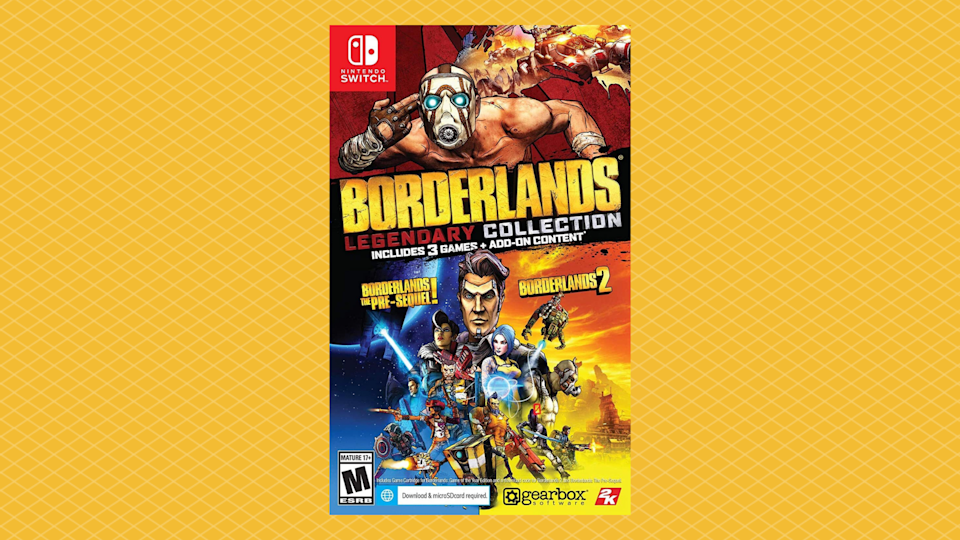 Get three games for the one super low price of $21. That's, like...wait a minute, we'll figure it out...7 bucks a game! (Photo: Walmart)