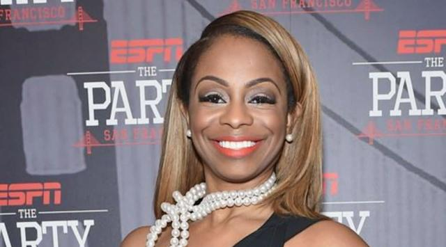 Josina Anderson has been with ESPN for nearly nine years. (Photo: Mike Windle via Getty Images)