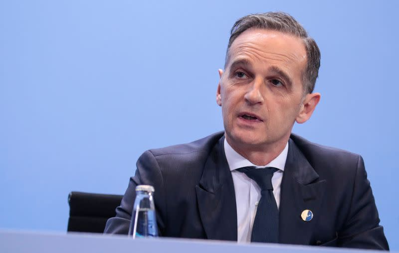 Britain must accept EU standards if it wants full market access - Germany's Maas