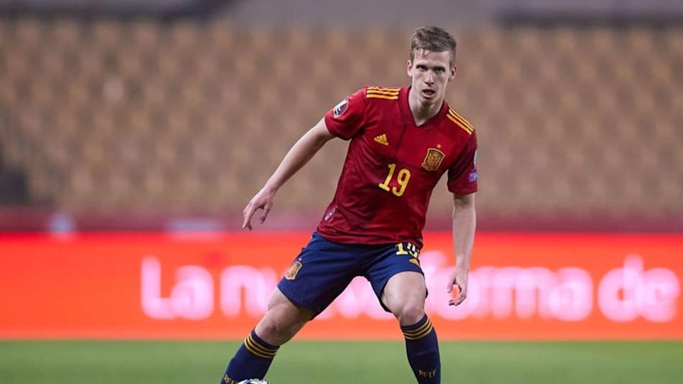 Dani Olmo, Spain | Fran Santiago/Getty Images