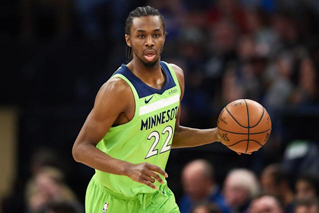 Andrew Wiggins is finally ready to play for his home country this summer. (Photo by Hannah Foslien/Getty Images)
