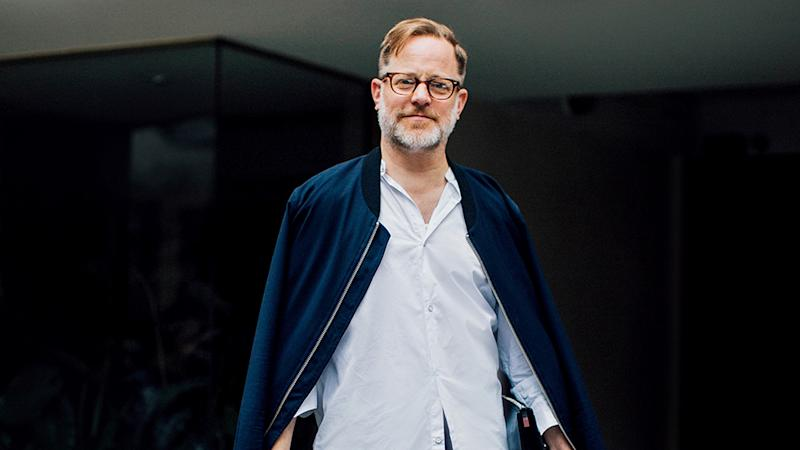 Men's Fashion Director of Bergdorf Goodman and Neiman Marcus Bruce Pask