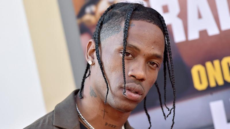 Stormi Webster channels father Travis Scott with 'daddy's hair'