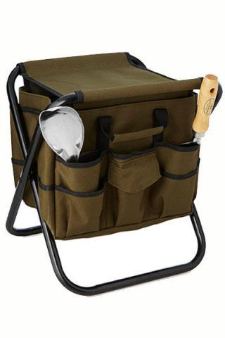 """<p>Dads who love to garden will love this tool bag — with a built-in stool! — that saves his knees from too much <a rel=""""nofollow"""" href=""""http://www.drozthegoodlife.com/fitness/strength-cardio-exercise/how-to/a1914/moves-tone-legs-squats-lunges/"""">squatting</a> or kneeling. <em>($34, <a rel=""""nofollow"""" href=""""http://www.uncommongoods.com/product/gardeners-tool-seat"""">uncommongoods.com</a>)</em></p>"""