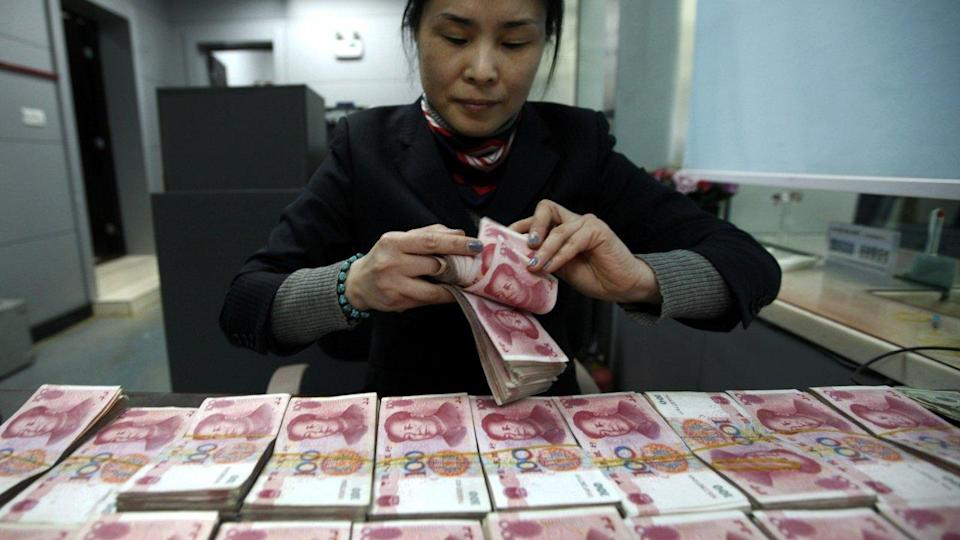 China's central bank rules out major stimulus because financial risks are 'controllable'