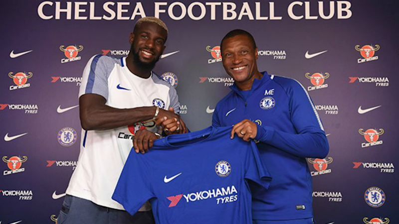 Bakayoko: Chelsea are the biggest and best club in England