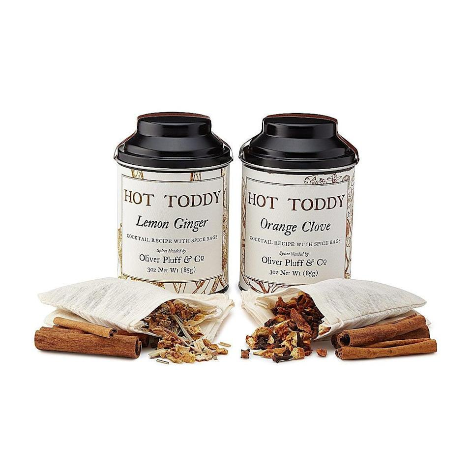 <p>Cozy season is never complete without a <span>Hot Toddy Kit</span> ($38).</p>